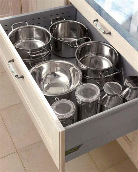 kitchen drawer organization drawers storage practical ideas shelterness