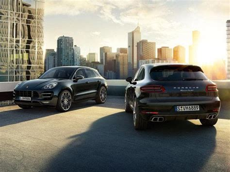 Hanbags Macan luxury and travel hub porsche launches the macan turbo in