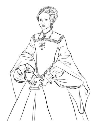 coloring pages queen elizabeth 1 queen elizabeth i coloring page free printable coloring