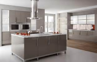 Gloss Kitchen Designs by High Gloss Solid Surface Kitchen Modern Kitchen