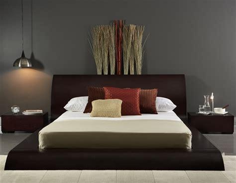 Cheap Platform Bedroom Sets | cheap bedroom sets modloft waverly curved leather