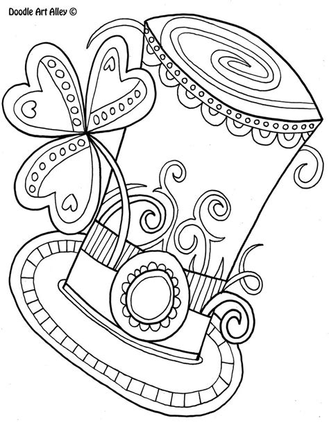coloring pages for adults st patrick s day patricks day coloring pages crayola leprechaun coloring