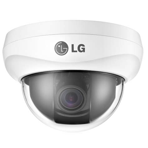 lg lcd5100 day cctv dome 2 8 11mm