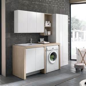 meuble buanderie geromin comp 10 vasques lavabos