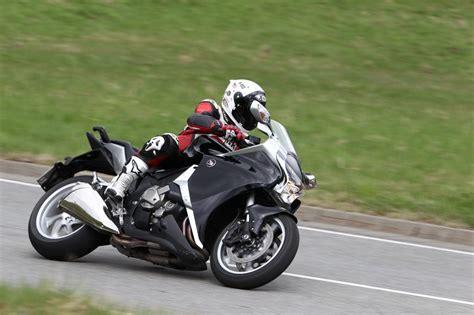 Mobile Tourer Motorrad by Fahrbericht Honda Vfr 1200f Hightech Tourer Magazin