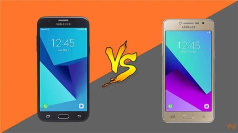 Samsung J2 Prime White samsung galaxy j2 prime versus galaxy j3 prime 2017