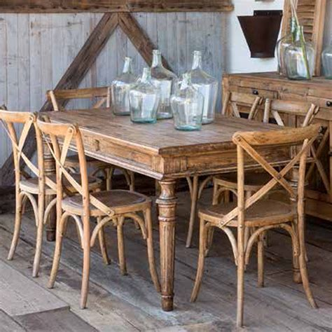 park hill ridge road dining table nb560