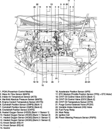 small engine repair training 2007 hyundai azera auto manual repair guides component locations component