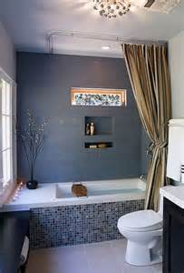Blue And Grey Bathroom Ideas Bathroom Curtain Ideas For All Tastes And Styles