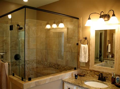 master bathroom shower ideas bathroom remodel quinta contractors llc