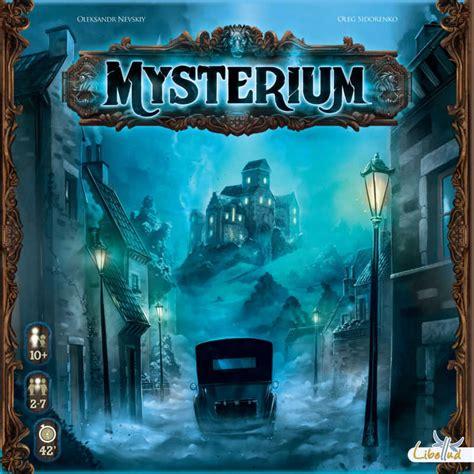 Asmodee Mysterium Jeu De Société by Mysterium Jeu De Soci 233 T 233 Chez Jeux De Nim