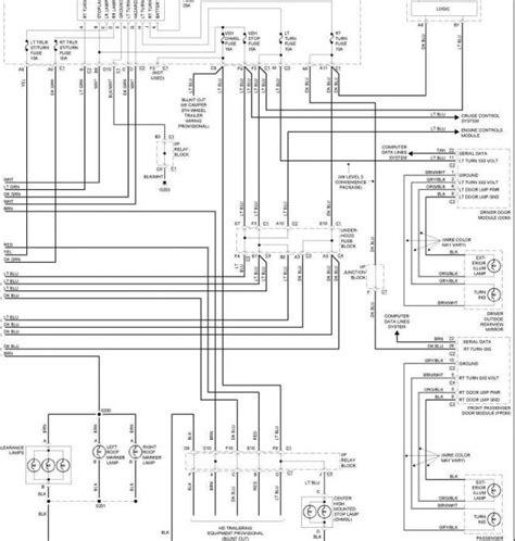 07 silverado light wiring schematic page 4 the knownledge