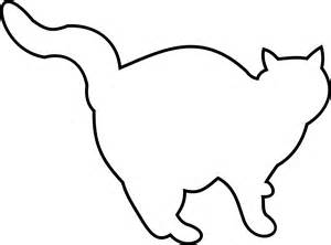 Cat Outline by Clipart Cat