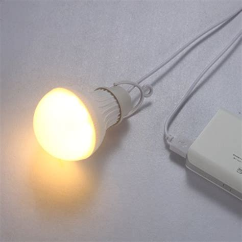 Lu Kabel Usb Led 7w 5v linght 5v 7w c light usb led bulb with push button dimmable import it all