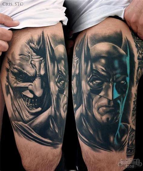 joker tattoo und piercing batman joker tattoo design thumbnail