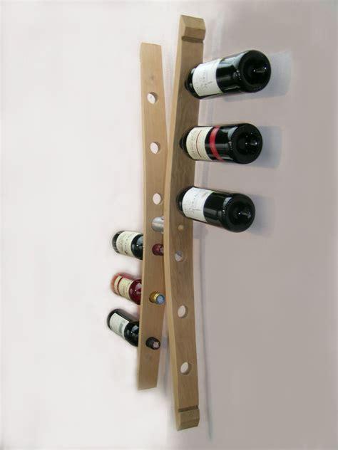 porte bouteille de vin design porte bouteilles mural porte bouteille design support
