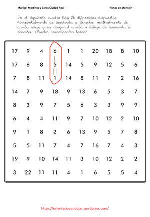 preguntas faciles sobre matematicas fichas atenci 243 n nuevas sopas matem 225 ticas orientacion andujar