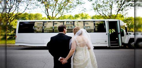 Wedding Transportation by Wedding Transportation Mccarney Tours