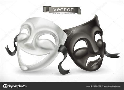 imagenes en blanco y negro de teatro m 225 scaras teatrales de blanco y negro comedia y tragedia