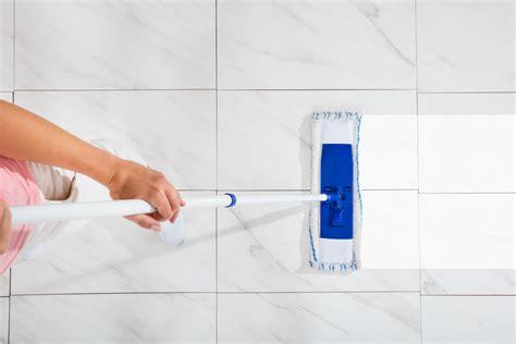 clean floor tiles  streaks happy floors