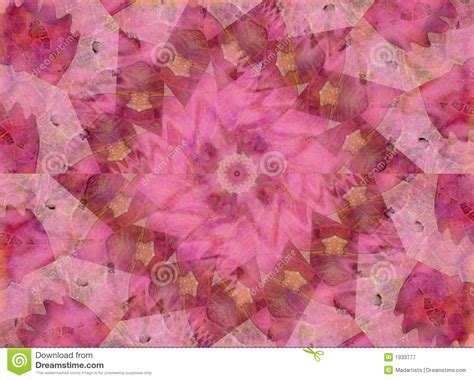 pattern pink soft soft pink kaleidoscope pattern royalty free stock