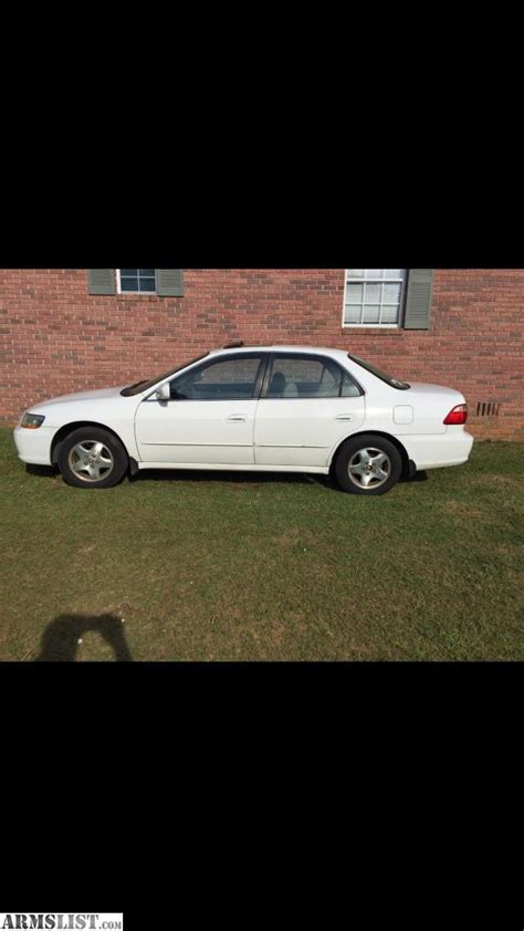 1999 honda accord v6 for sale armslist for sale trade 1999 honda accord