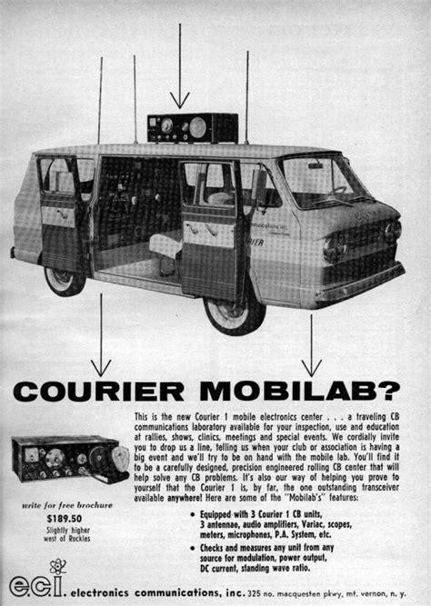 vintage cb ad s