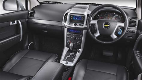 chevrolet captiva interior chevrolet captiva ltz awd 2 interior image gallery