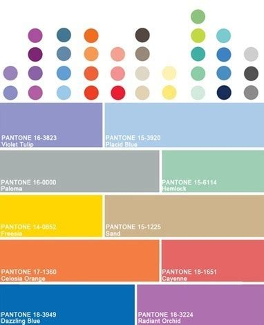 web color trends web color trends color predictions 2016 2017 holtermann db squared inc using 2014 spring color trend