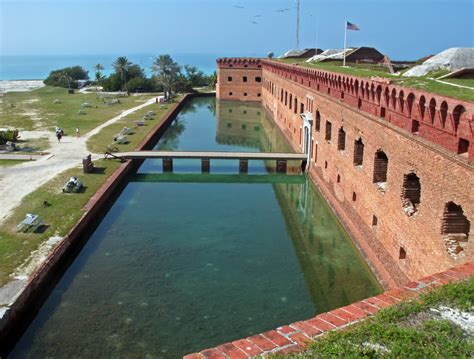 Garden Of Key Panoramio Photo Of Garden Key Fort Jefferson
