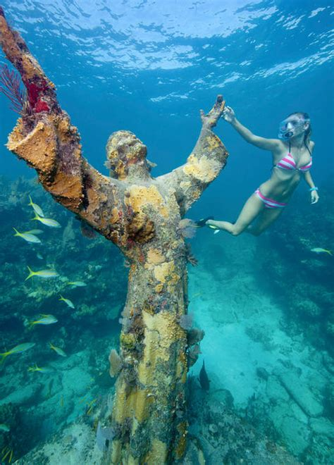 dive key largo popular destinations for beginning scuba divers