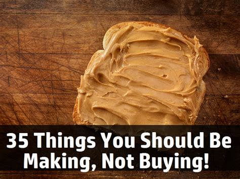 35 things you should be not buying