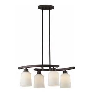 Kitchen Semi Flush Lighting Canarm Ich431a04 4 Light Quincy Semi Flush Island Light Atg Stores