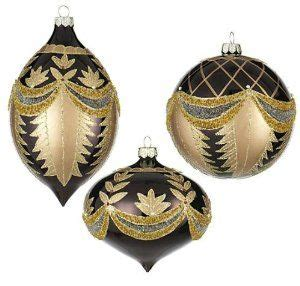 black gold christmas ornaments 1000 ideas about gold ornaments on gold ornament and glass