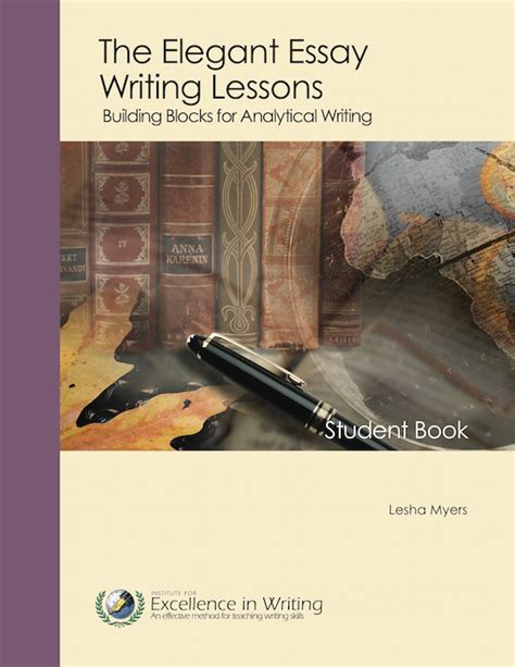 Essay Writing Book by Essay Student Book Everyday Education