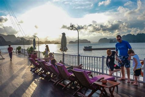 hanoi junk boat cruise ultimate halong bay seaplane and overnight junk boat cruise