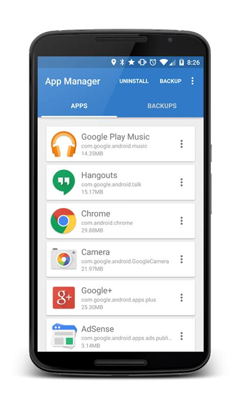 app manager for android app manager android apps on play