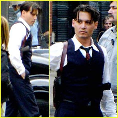 reank  ision johnny depp john dillinger hairstyle