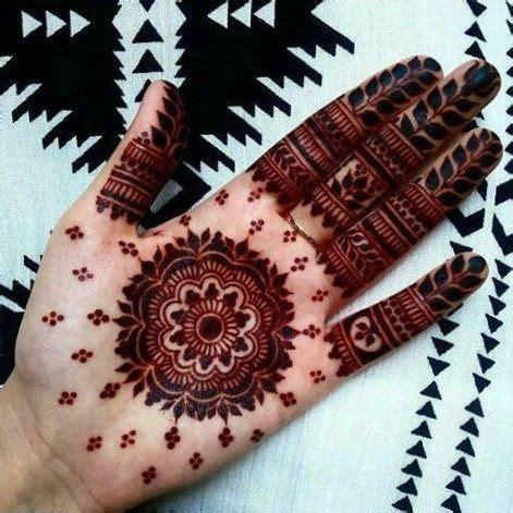 tato henna 25 ide terbaik tentang desain henna di tato