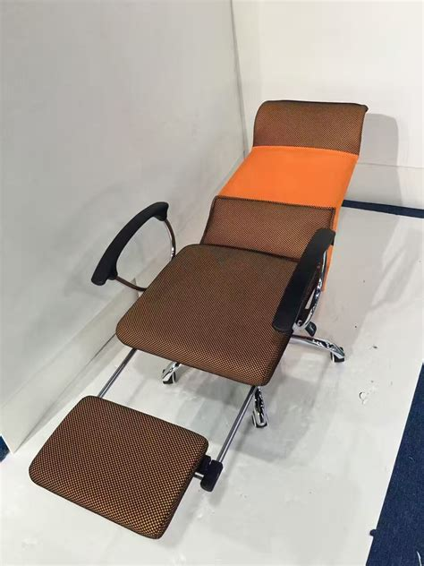 desk chair with leg rest new design high back task computer adjustable height