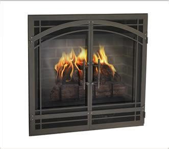 product 37 direct vent glass doors fireplace glass