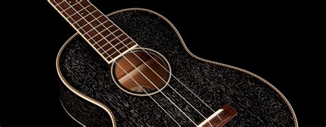 Handmade Ukulele - collings custom ukulele gallery