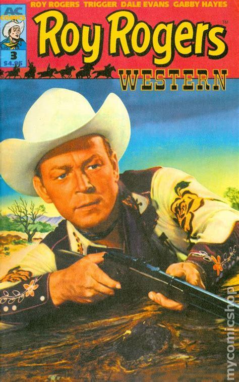 roy rogers western 1998 comic books
