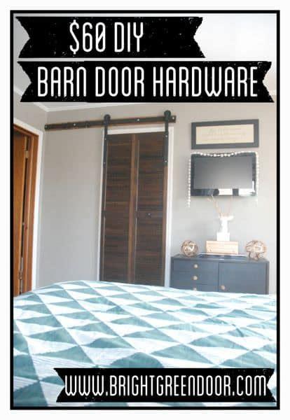 Diy Barn Door Hardware Affordable Barn Door Hardware