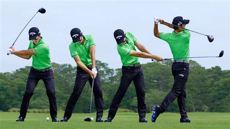golf swing follow through the in a golf swing golf content network