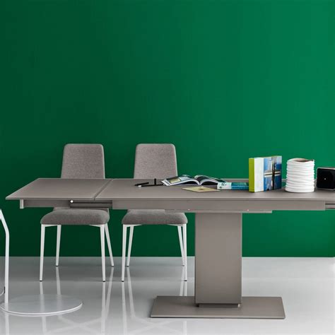 calligaris echo extending table calligaris echo extending dining table calligaris