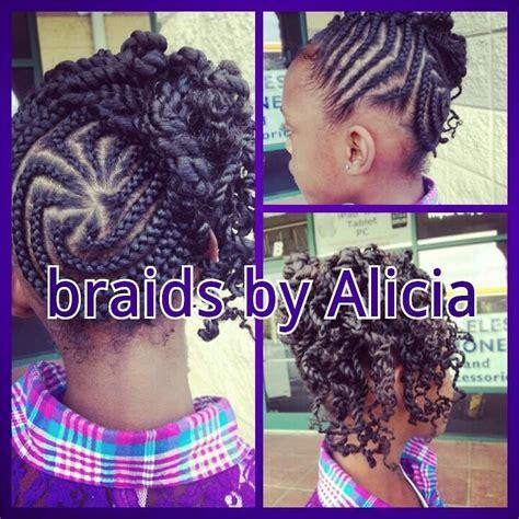 kiddie hair do 41 best kiddie braids images on pinterest childrens