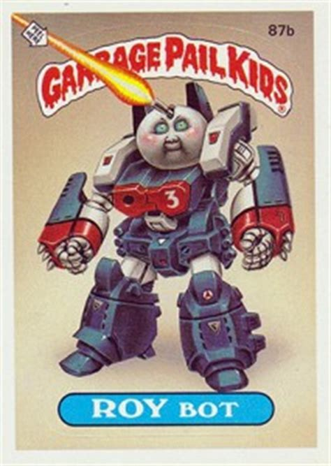 rarest and most expensive garbage pail kids cards ever made 1986 topps garbage pail kids series 3 checklist set info
