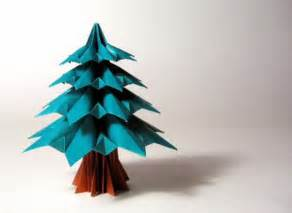 diy origami christmas tree design trend report 2modern