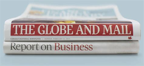 globe and mail careers section globe and mail overhauling its business section talking